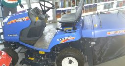NEW ISEKI SXG216 RIDE ON MOWER