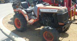 KUBOTA B2100 4WD TRACTOR