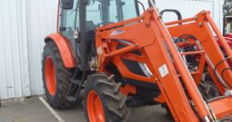KIOTI PX1002 WITH SELF LEVELLING FRONT END LOADER