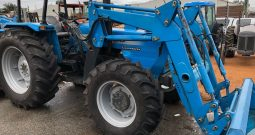LANDINI 7860 4WD TRACTOR WITH SELF LEVELLING QUICK ATTACH LOADER – 2 AVAILABLE