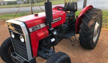 MASSEY FERGUSON 253 2WD ROPS TRACTOR full