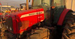 MASSEY FERGUSON 5455 DYNA-4 CAB TRACTOR