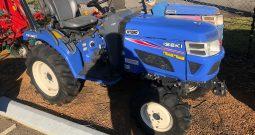 ISEKI TM3267 4WD ROPS TRACTOR