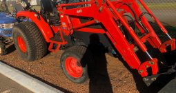KIOTI DAEDONG EX45 4WD ROPS TRACTOR