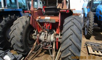 MASSEY FERGUSON 575 2WD TRACTOR WITH FRONT END LOADER full