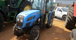 LANDINI REX 60U 4WD ORCHARD MODEL CAB TRACTOR