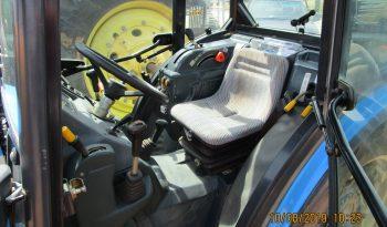 LANDINI REX 60U 4WD ORCHARD MODEL CAB TRACTOR full