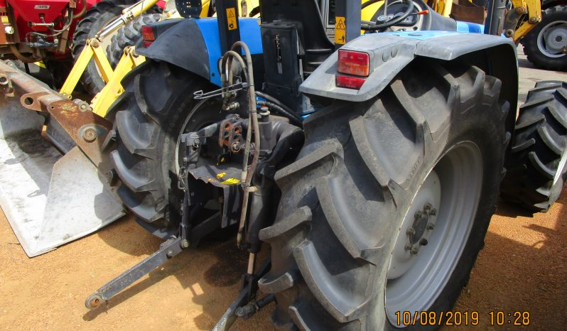 LANDINI TECHNOFARM 75 4WD ROPS TRACTOR WITH CANOPY full