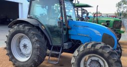 LANDINI POWERFARM 95 4WD CAB TRACTOR