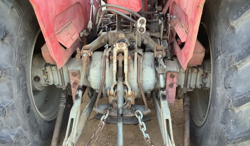 MASSEY FERGUSON 188 WITH CROWD ACTION LOADER full