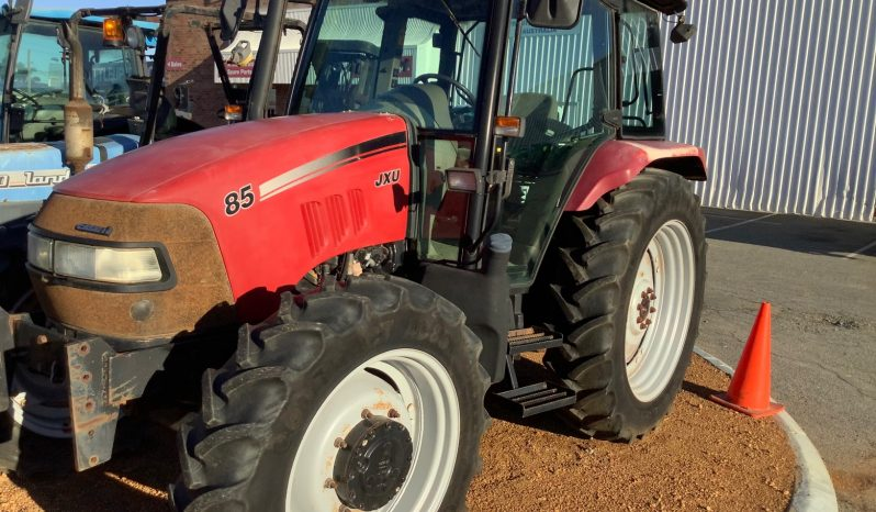 CASE JXU 85 4WD TRACTOR full